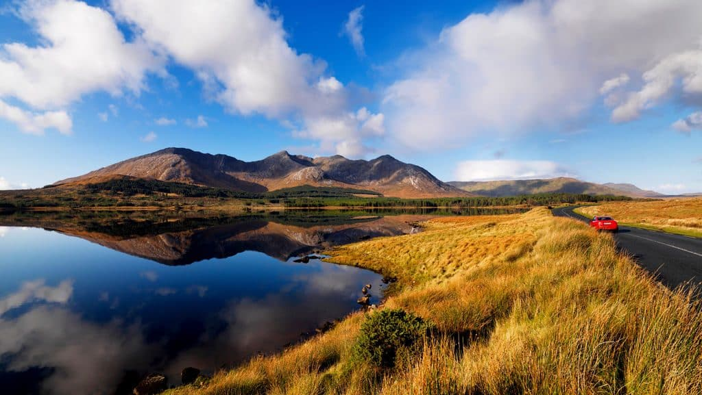 Another of the most magical places to visit in Ireland is Connemara, Ireland's western beauty.