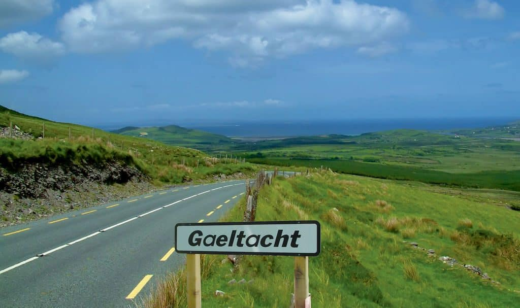 Donegal is the best county in Ireland and the Gaeltacht areas are a factor of that.