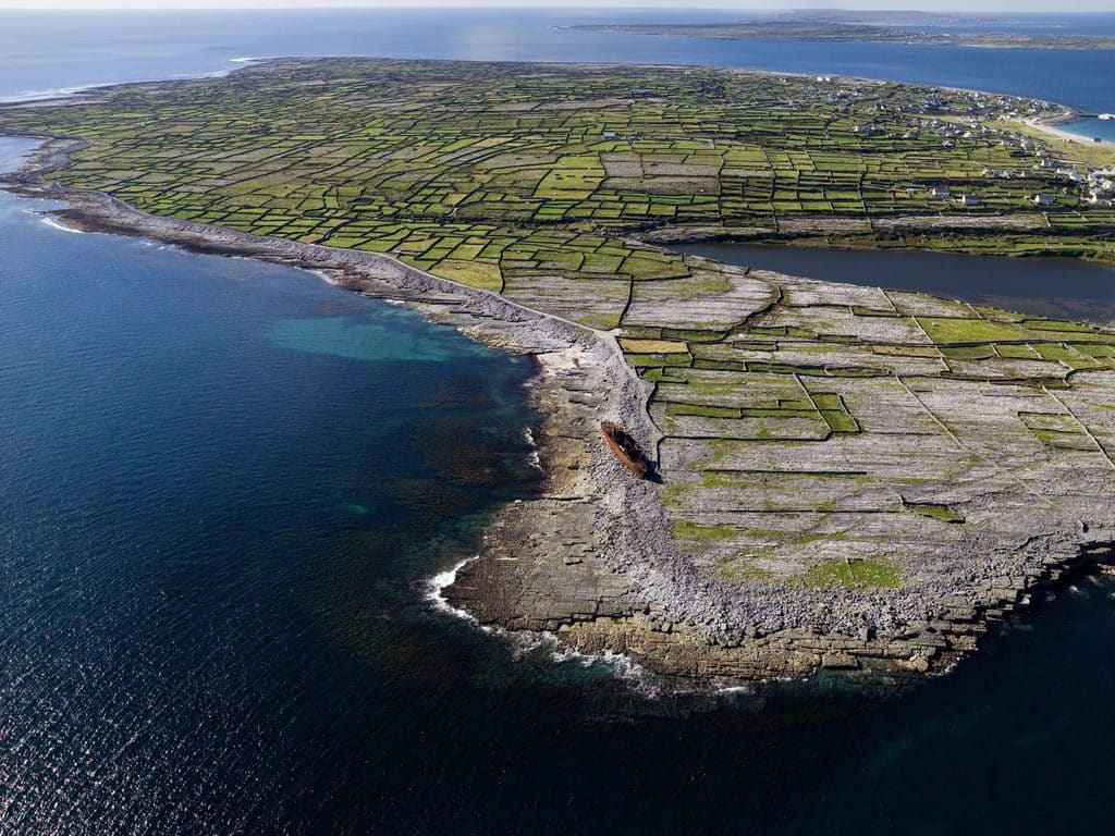The Aran Islands are one of the most peaceful places to visit and one of the top places in Ireland you need to visit before you are 40.