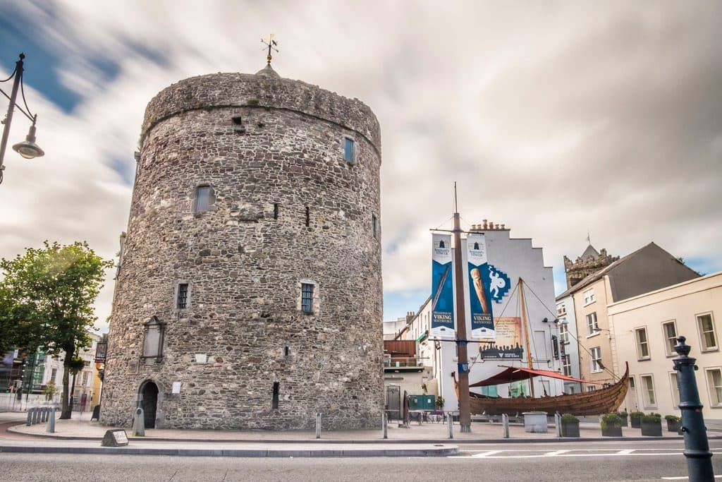 Reginald's Tower is one of the top historical places to explore in Ireland.