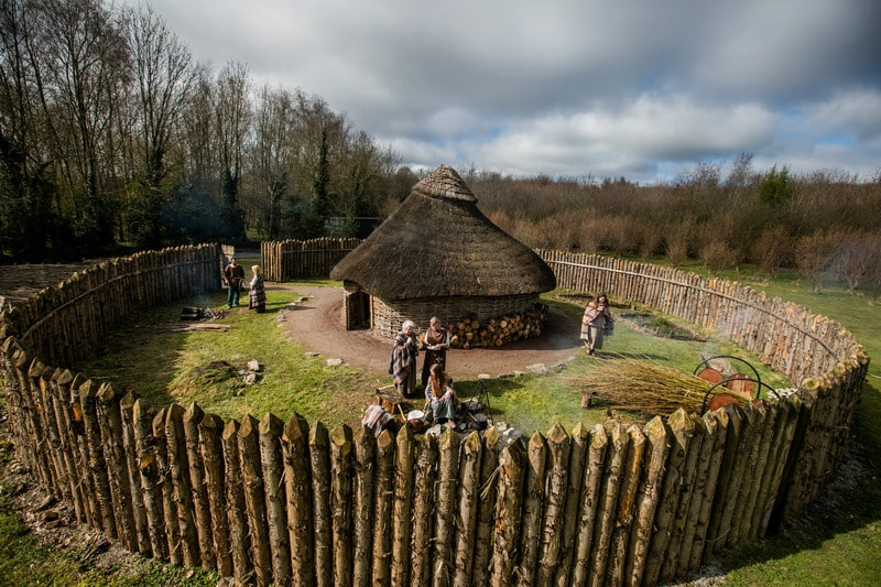 Navan Centre and Fort is a perfect day out if you are interested in Irish history.