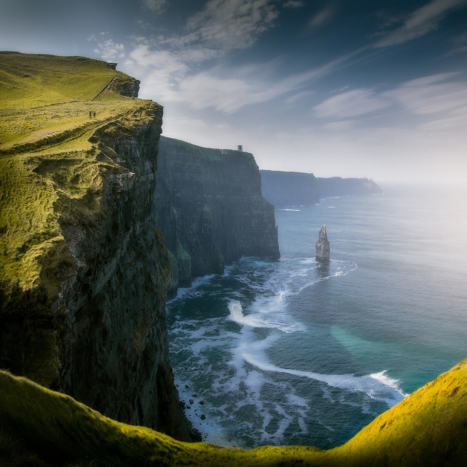 The Cliffs of Moher is one of the best things to do in Ireland.