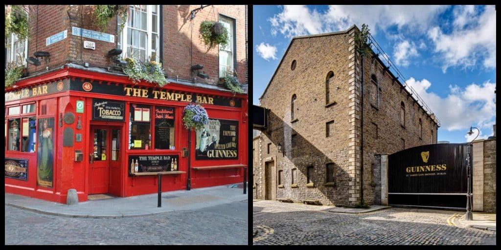 2-day Dublin Itinerary