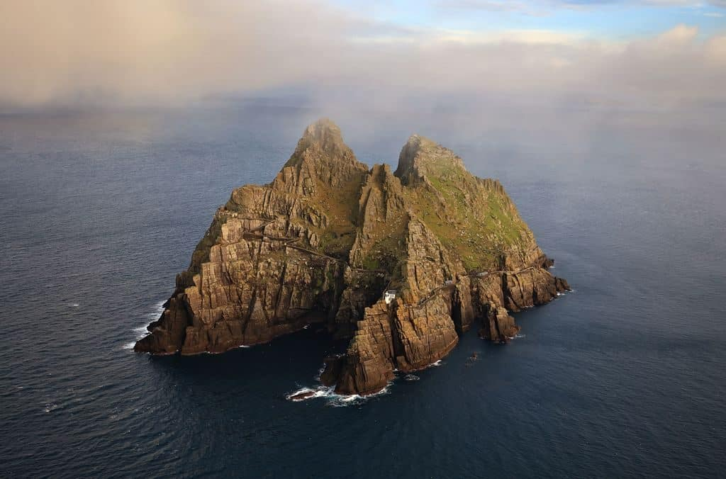 Looking for another of the best places to visit in Ireland, check out the Skellig Islands.