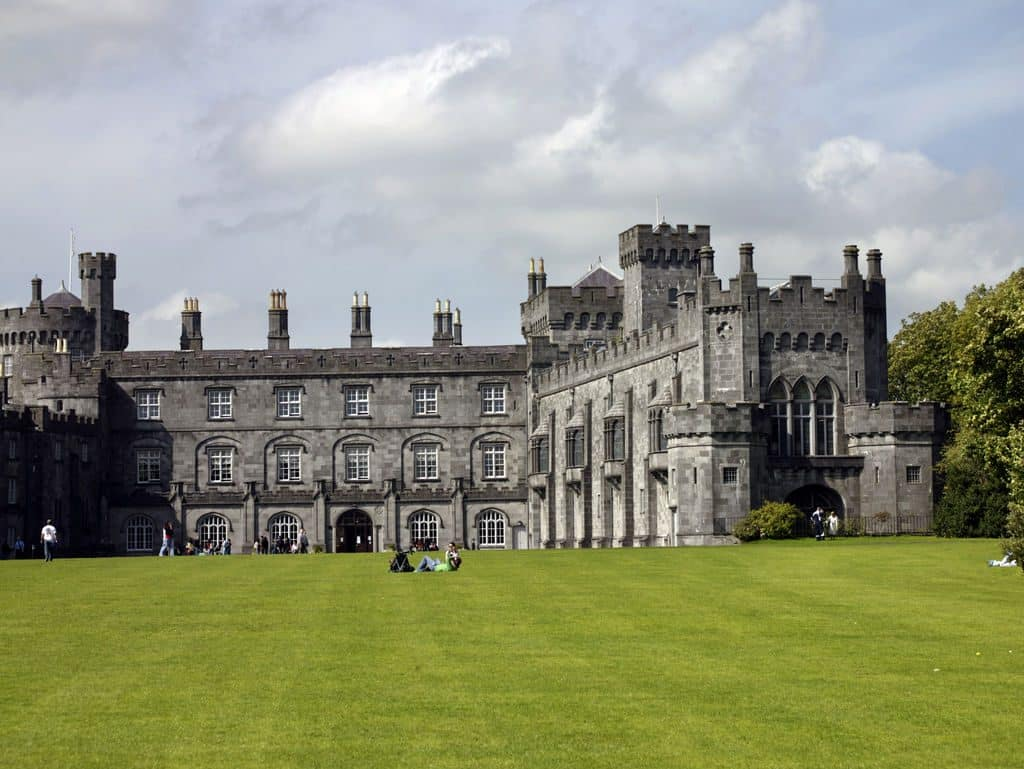 Kilkenny is home to history and another of the best towns to stay in Ireland.
