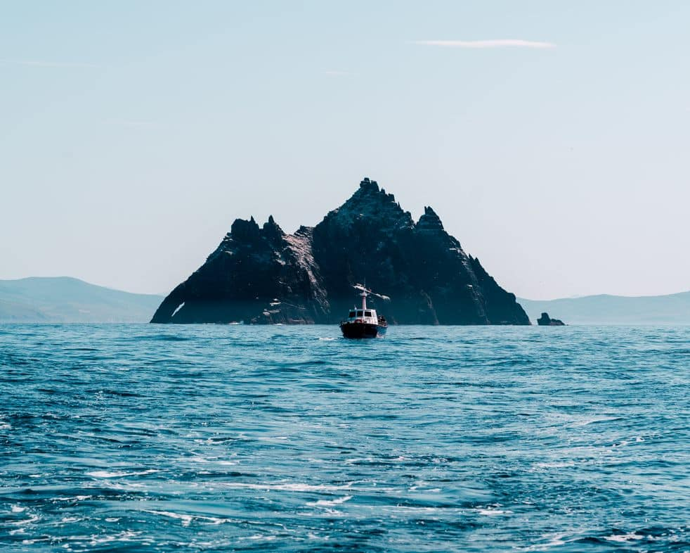 Skellig Michael Eco Tour – one of the best Skellig Islands tours