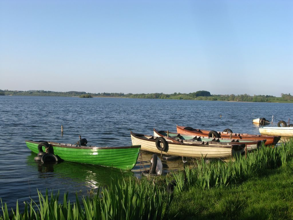 Irish lakes for outdoor activities