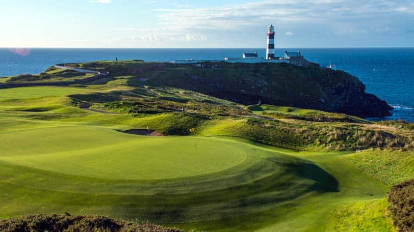 Old Head Golf Links Cork may be Ireland's most beautiful course