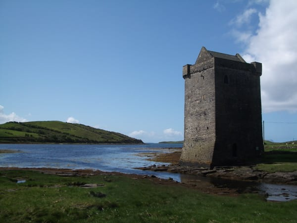 Rockfleet Castle is one of the top 10 things to do and see in County Mayo