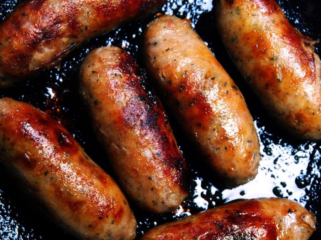 Meat is overrated and one of the top things Irish people are giving up for Lent.