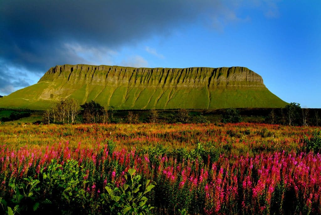A walk at Ben Bulben is most definitely a top pick for what to do in Sligo.