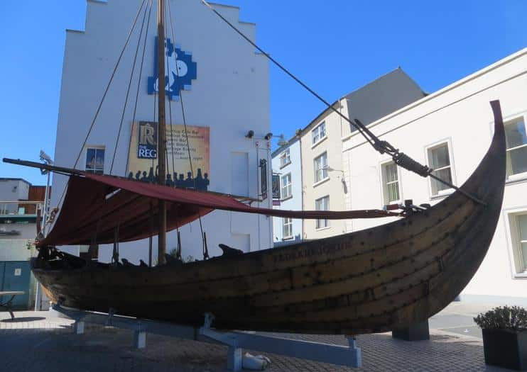 One of the top facts about the Vikings in Ireland is that their reign was short lived.