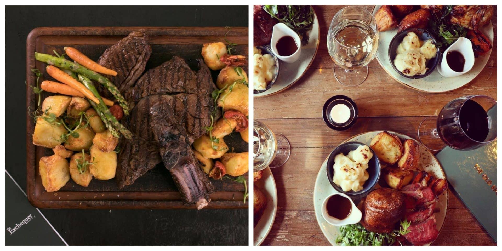 friday night restaurant deals dublin
