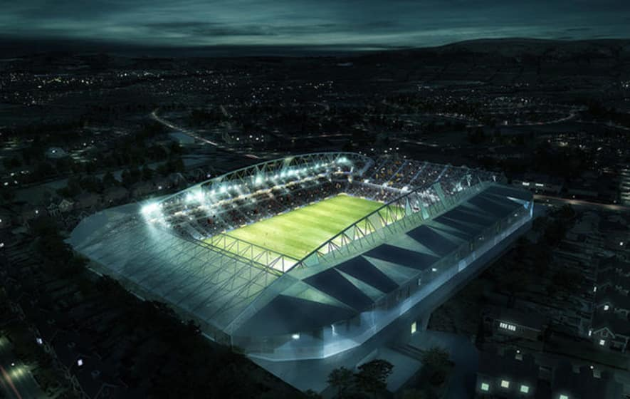 The redevelopment of Casement Park would help make Belfast the best city in Ireland.