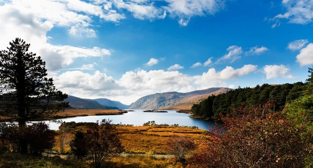 Visiting Glenveagh National park is one of the best things to do in Donegal.