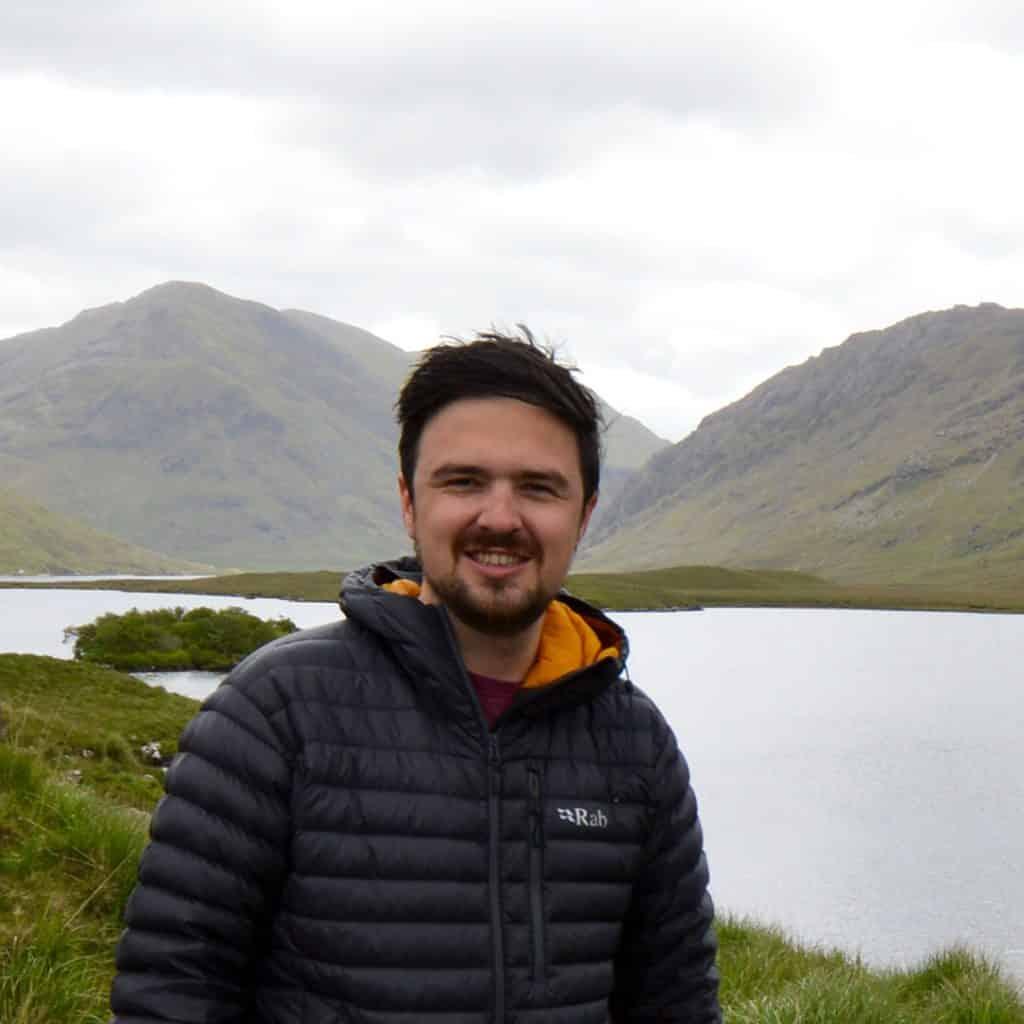 Ireland Before You Die founder Stevie Haughey in Mayo