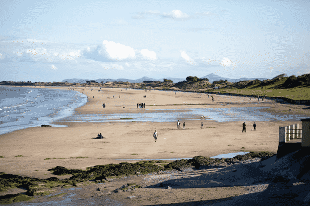 Portmarnock Beach is one of Ireland's top 10 beaches, according to TripAdvisor