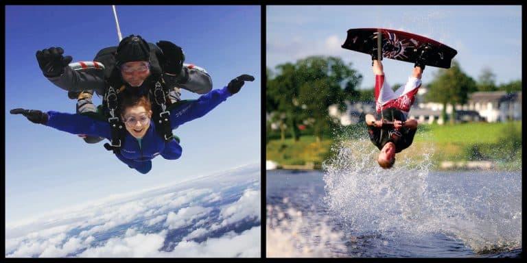 Here are 10 thrilling activities for adrenaline junkies in Ireland