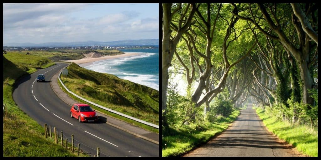 5 epic Irish road trips that should be on everyone's bucket list