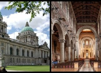 Here are the 5 most beautiful buildings in Belfast