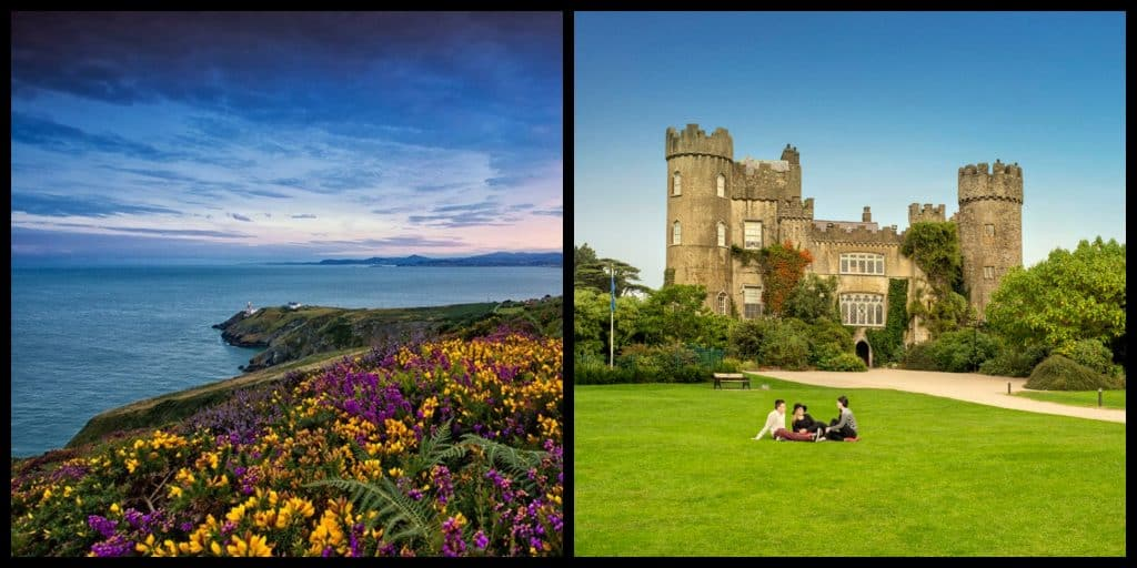 Here are the 5 perfect day trips from Dublin on the DART line