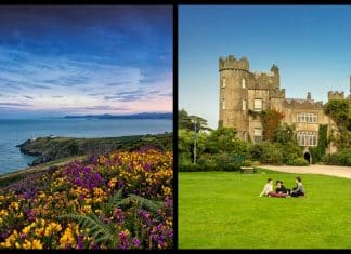 These are the 5 perfect day trips from Dublin on the DART line