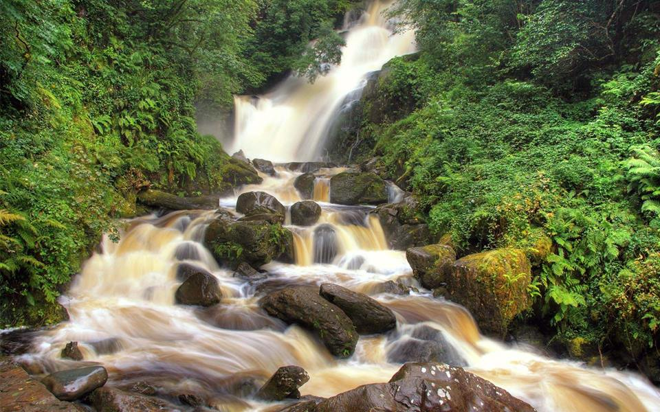 Killarney National Park is one of the most beautiful places to visit in Ireland