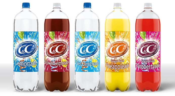 C&C lemonade is one of the top 10 delicious Irish snacks and sweets you need to taste