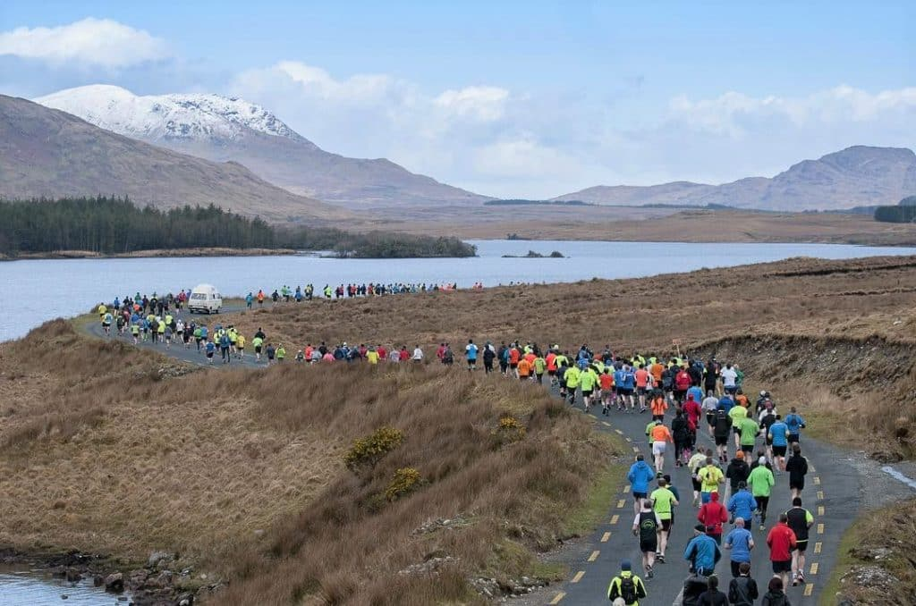 The Connemarathon in Co. Galway is one of the top 10 fun runs and marathons in Ireland