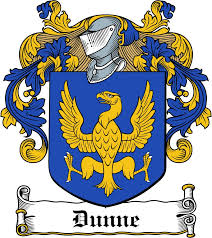 Dunne is a popular surname in Dublin