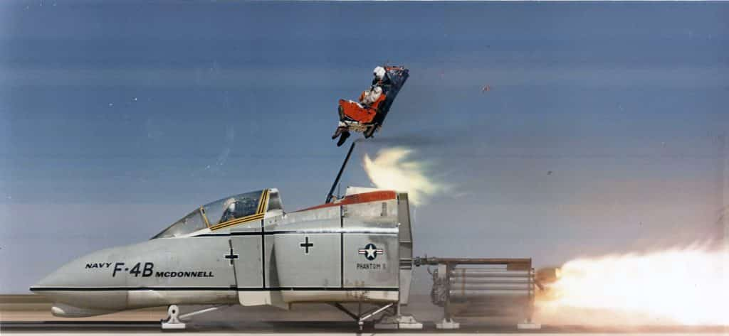 The ejector seat is one of the top 10 things that wouldn't exist without Ireland