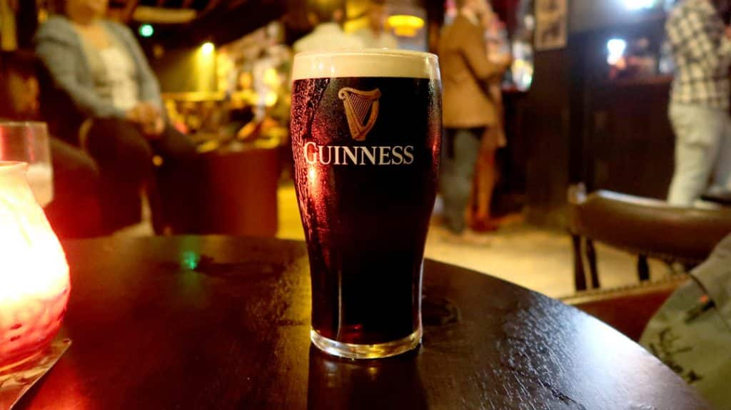 Dubliners see Guinness as king