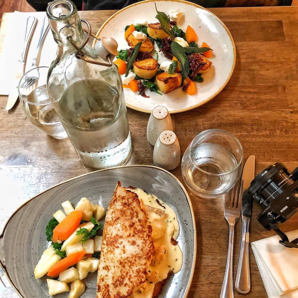 Great restaurants in Belfast are one reason to visit for the weekend