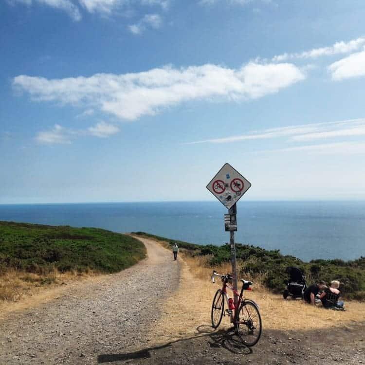 beautiful cycle routes around Ireland
