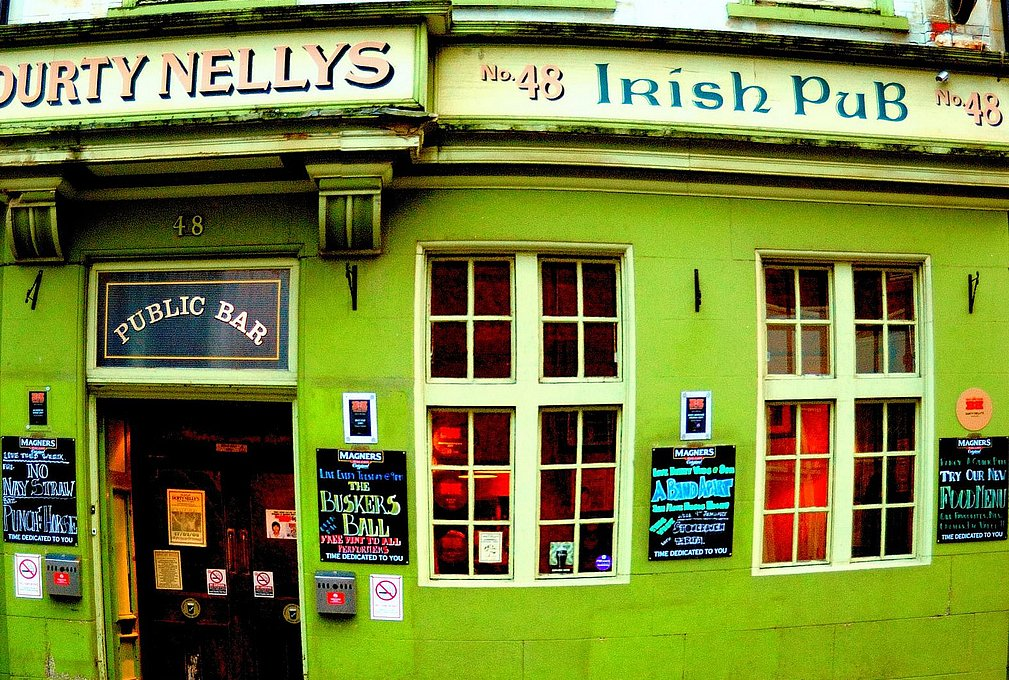 Can you imagine a world without Irish pubs?