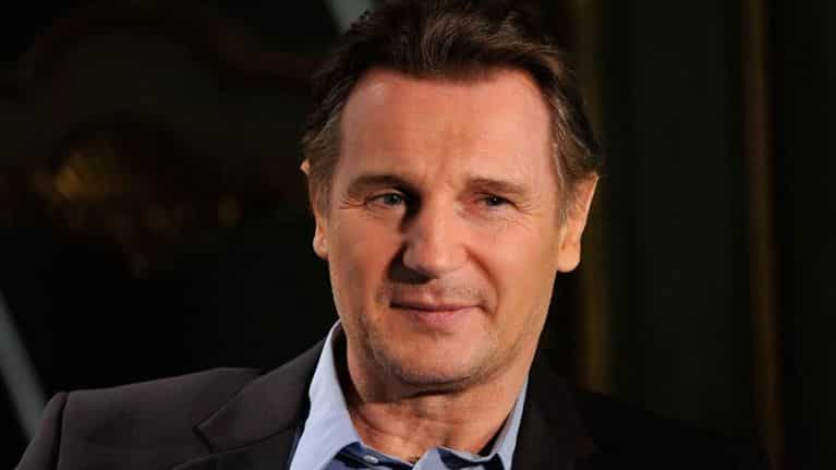 Liam Neeson is from Ballymena