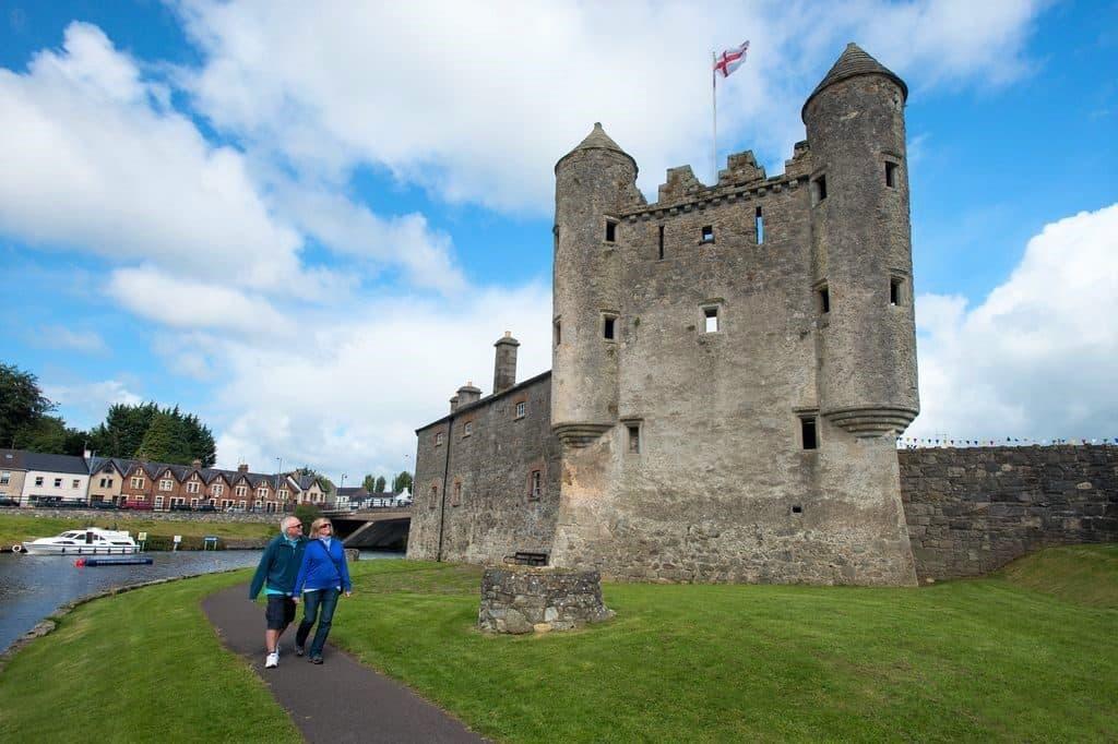 Enniskillen Castle is one of the 5 best castles in County Fermanagh