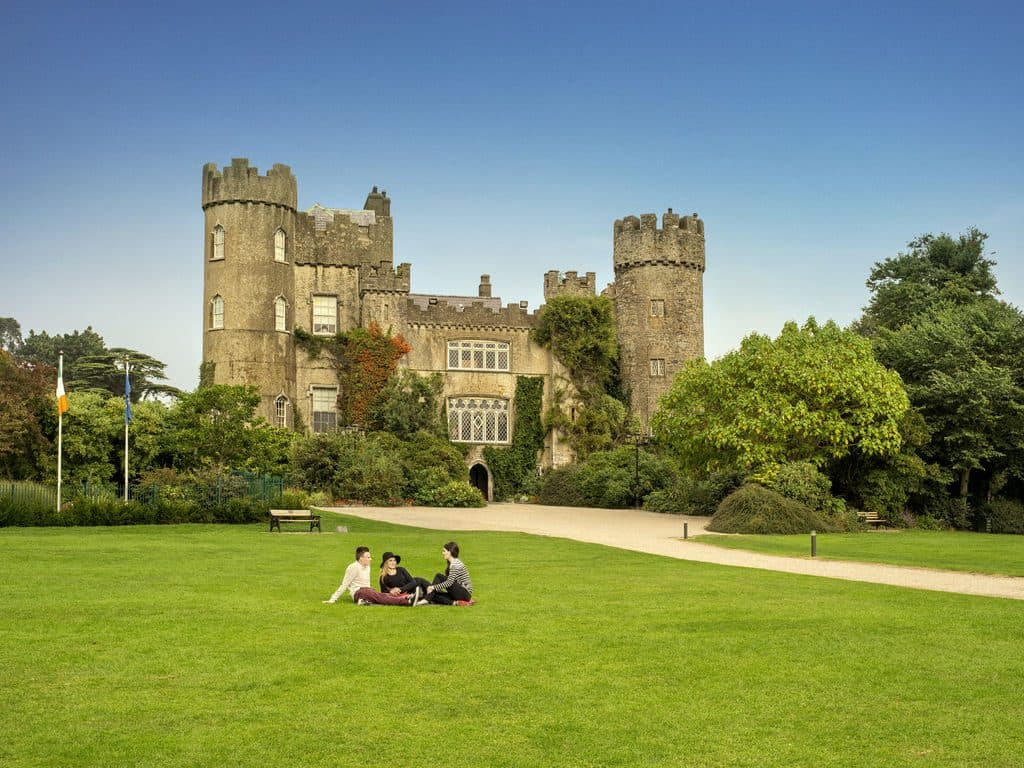 Malahide Castle is one of the top 10 things to do in Dublin for families