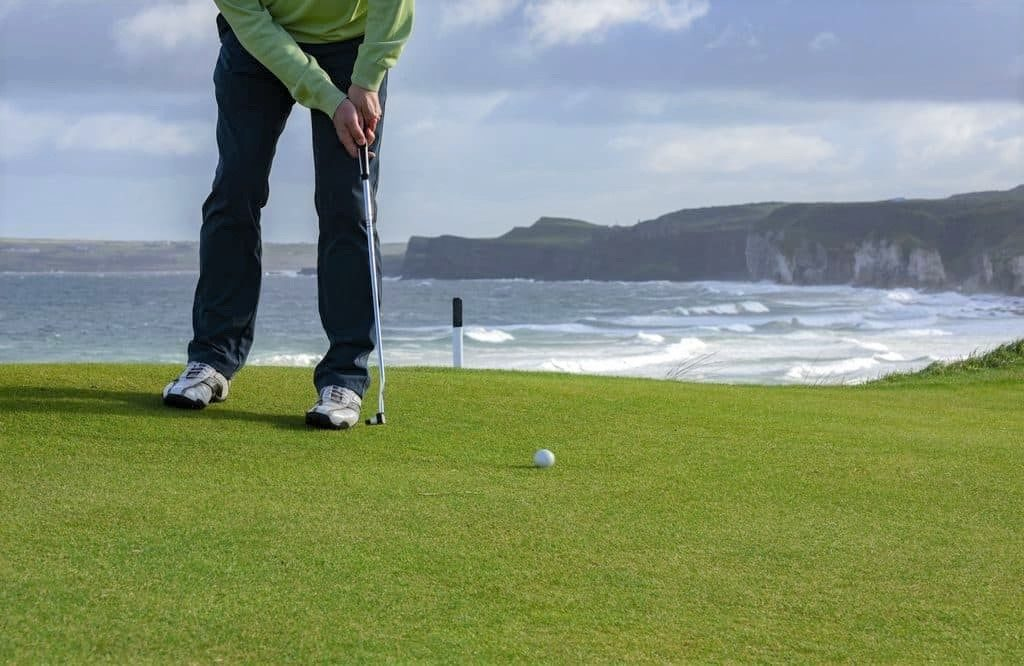 Royal Portrush Golf Club offers breathtaking grounds