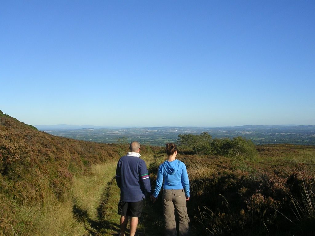 The Slieve Bloom Way in Offaly offers jaw-dropping beauty