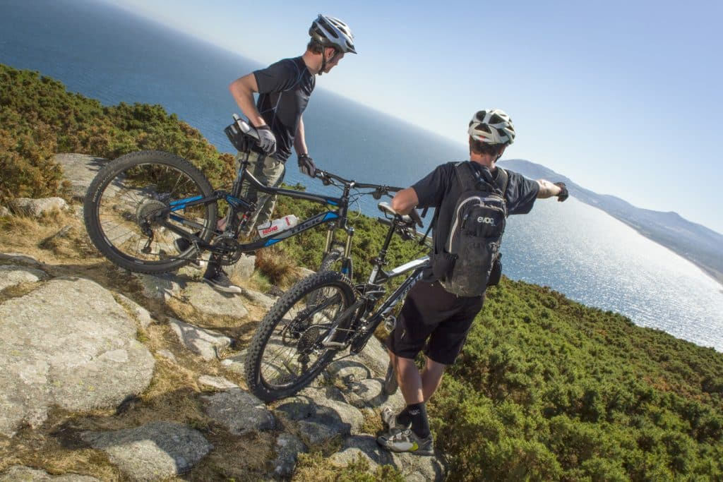 Mountain biking is an unforgettable but affordable experience in Ireland