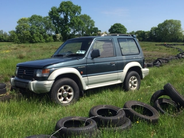 Off-road driving is one of the most thrilling experiences in Ireland for under €100