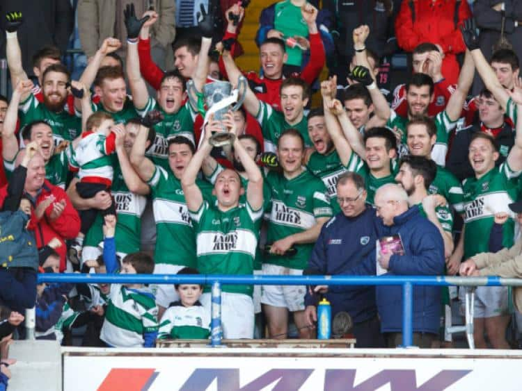 Portlaoise is one of the Top 10 Most Successful GAA Club Football Teams