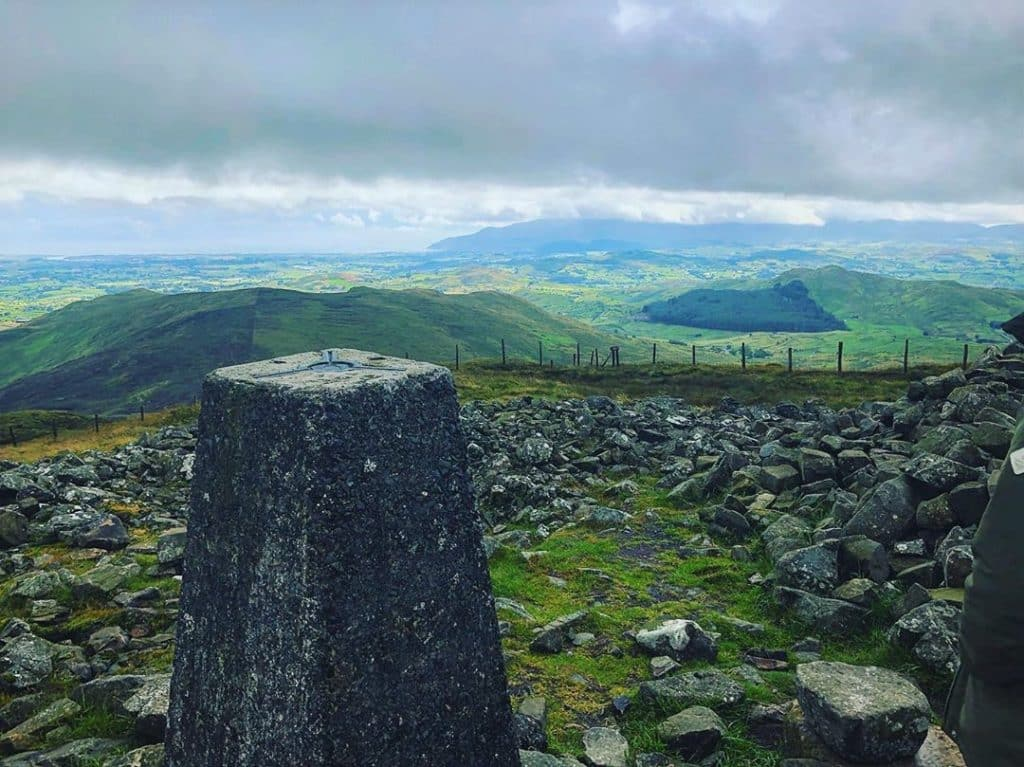 Slieve Croob is one of 5 incredible hikes and walks in scenic County Down