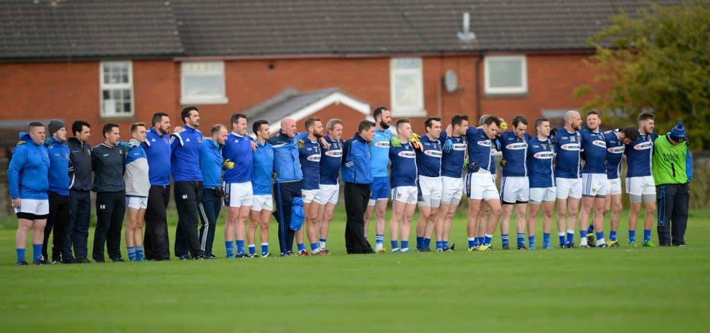 St Galls is one of the Top 10 Most Successful GAA Club Football Teams