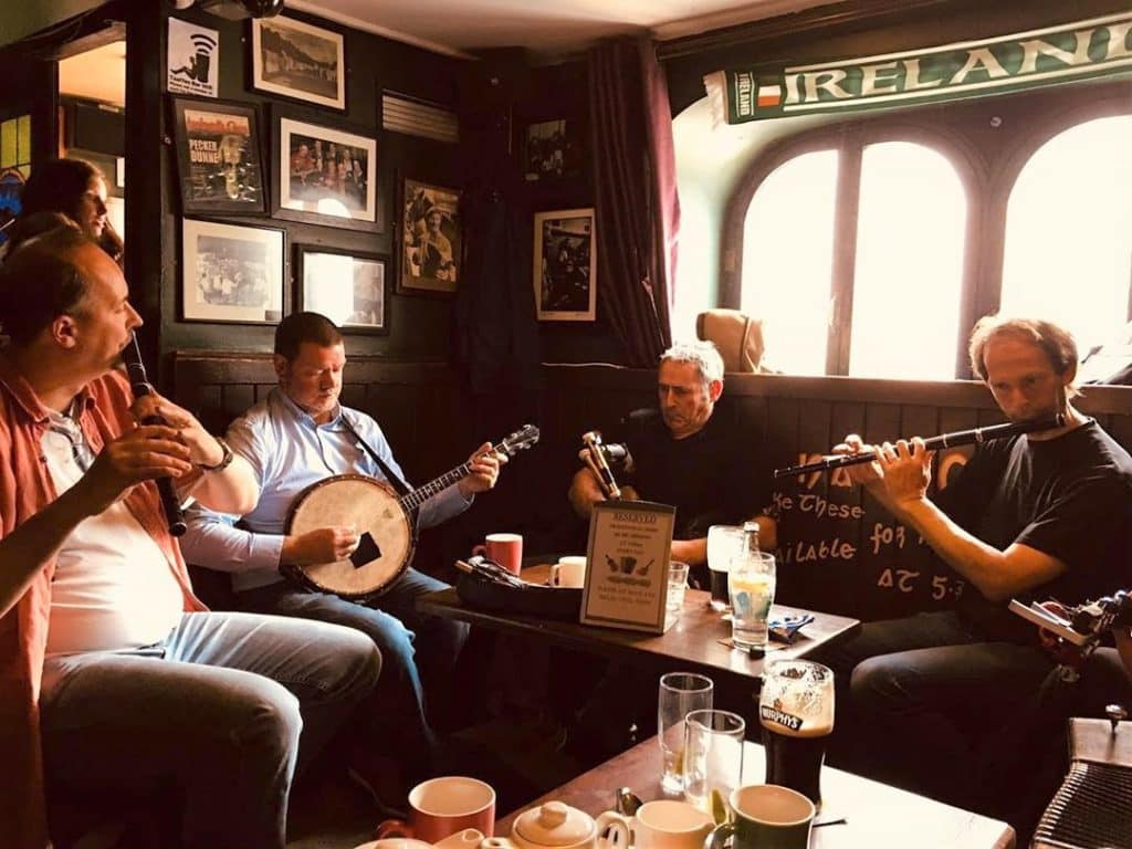 Taaffes is one of the 5 best places to experience live Irish music in Galway