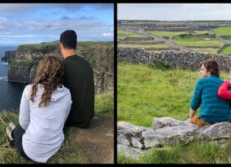 Here are the 10 most romantic honeymoon destinations in Ireland