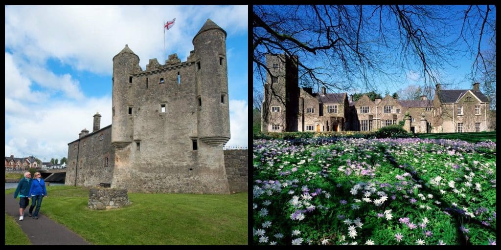We have made a list of the 5 best castles in County Fermanagh