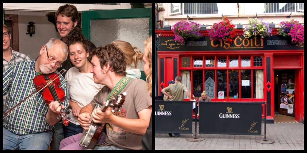 Here are the 5 best places to experience live Irish music in Galway