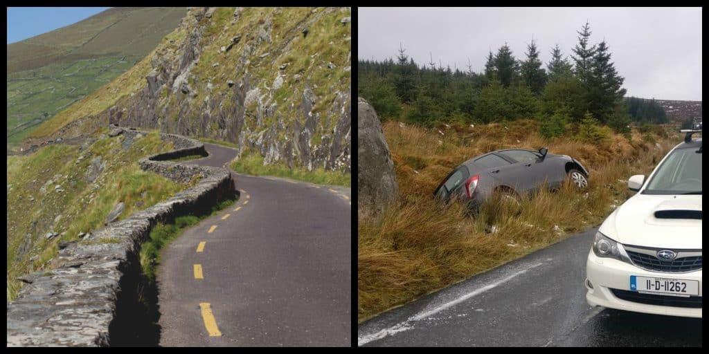 The 5 most dangerous roads in Ireland